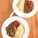 Easy Mushroom Stir-fry