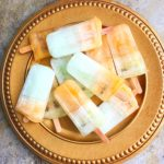 Two Tone Keto Ice Pops (sugar free)