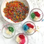 Homemade Sugar Free Keto Sprinkles
