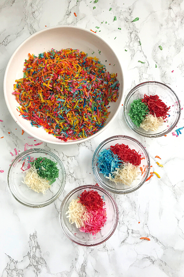 Homemade Sugar Free Keto Sprinkles