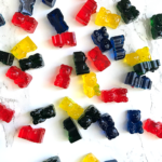 Easy Chewy Keto Gummy Bears