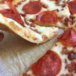 Easy Pepperoni Keto Pizza