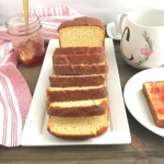 Almond bread slices