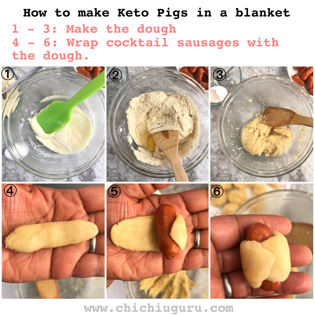 Keto Pigs In A Blanket The Low Carb Muse