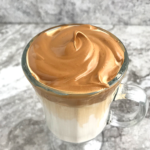 French Vanilla Dalgona Coffee